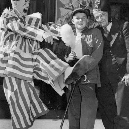 Early Shriners Circus
